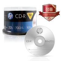 HP CD-R 700MB 50P CAKE 50장 케이크/공시디/공CD