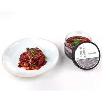 [홍조식품] 볼빨간 양념 연어장 1kg