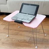 컬러플 노트북 테이블