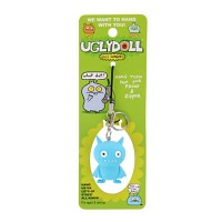 [KINKI ROBOT] UGLYDOLL FIGURE ZIPPER PULLS_ICE-BAT (1407015)