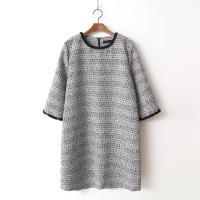 Wool Tweed Dress