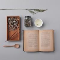 리로라 천연 구절초 꽃차