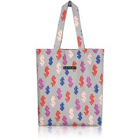 nother Dollar Pattern Easy Tote Bag / 나더 달러 패턴 이지 토트 백