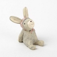 Resin animal - 11 Rabbit