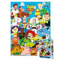 150피스 직소퍼즐 - 토이스토리 4 장난감 친구들