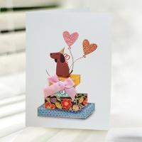 선물 고양이 카드 FT1034-4