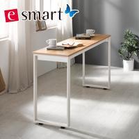 [e스마트] 스틸 테이블 1200x400 (사각다리)