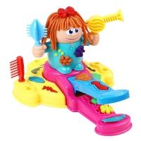 클레이 헤어드레서 미용실 점토 만들기 놀이 장난감