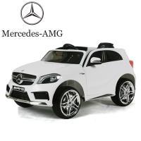 [벤츠] AMG A-45 유아전동차_화이트+고급붕붕카증정
