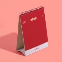 [모트모트] 2020 캘린더