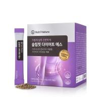 뉴트리네이처 슬림핏 다이어트 에스 6g x 60포