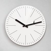 Reflex 로이드 무소음벽시계(POE45-WH)