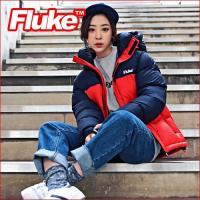 [플루크 패딩] 마나슬루 헤비 패딩 점퍼 네이비 FPJ1503-NAVY FLUKE 15FW