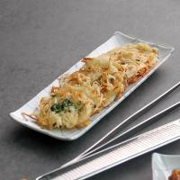 일본식기 아와이블루 긴사각접시