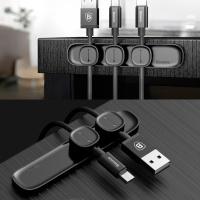 [아이디어] 휴대폰 케이블정리 마그네틱 홀더