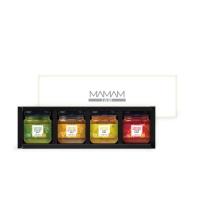 마맘 무설탕 프리미엄 잼 선물세트 (4P)