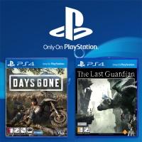 PS4 데이즈곤 한글초회판 + 더 라스트가디언 (더블팩)