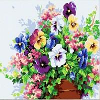 [DIY명화]B37 봄꽃의향연 size 50*40cm