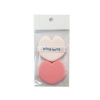 봉봉프랜즈 어린이화장품 봉봉썬쿠션 하트퍼프 리필