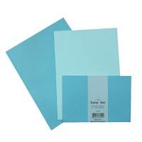 [자연과사람] 컬러편지지세트 (편지지+봉투)