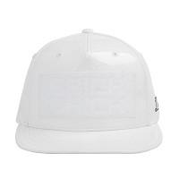 BRICKBRICK WHITE PU CAP