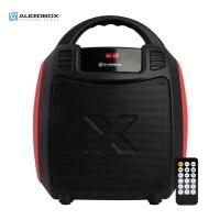 오디오박스 블루투스 붐박스 스피커 BBX300 (마이크지원 / 라디오기능 / AUX)