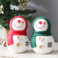 미니 눈사람 2P세트(12cm크리스마스)