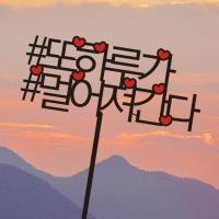 샵두줄 T030 케이크토퍼 여행토퍼 자유문구변경