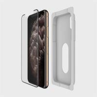 벨킨 셀프부착 템퍼드 유리보호필름 아이폰11PRO MAX