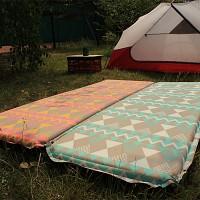 스노우아울 캔디드 자충매트 / 캠핑 에어 매트