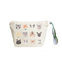 유기동물 기부파우치 CAT LOVER