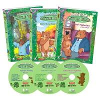 [영어 DVD]NEW LITTLE BEAR 뉴 리틀베어 1집 세트 (3종 세트)