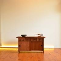 [리우목공방] PWCABINET 캐비넷 테이블