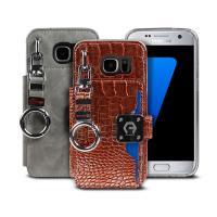 A-가죽 클러치 범퍼케이스-갤럭시노트3(N900)