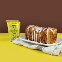 [피나포레x빙그레] 바나나 시나몬 롤빵