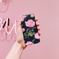Rose says Navy for Phonecase [플래네틸]