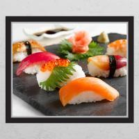 cr522-동양음식초밥_창문그림액자