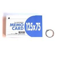 아이비스 메모카드(125X75)