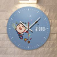 cd392-퐈이야_인테리어벽시계