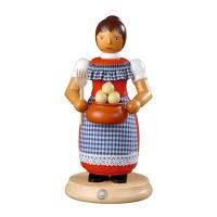 스모킹맨 - 뜨거운만두를 파는 여인, 25cm 16657