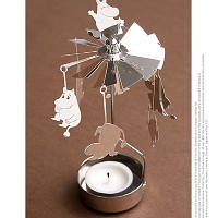 ROTARY CANDLE HOLDER MOOMIN[캔들홀더]