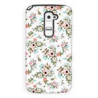 [듀얼케이스] Floral Garden 1 (LG G2)