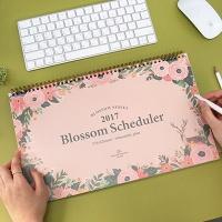 [무료배송] 2017 BLOSSOM SCHEDULER (스케줄러)