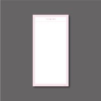 [mmim] 장메모지 (4) 기억인출기록지 (P)