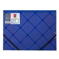 DELI 델리  밴드폴더A4 E39621-블루