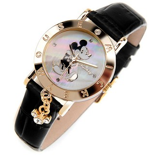 [Disney] OW-035DBG 월트디즈니 미키마우스 캐릭터 시계