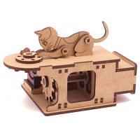 DIY Miniature모터마타 고양이 배터리미포함CH1530698