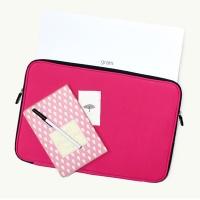Varie 바리에 유슬림 LG그램 노트북 파우치 핑크