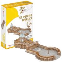 [3D퍼즐마을][C244h] 성베드로 성당 (St. Peter's Basilica)