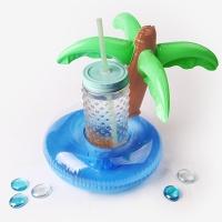 [인디고샵] 야자수 튜브 컵홀더 + 사은품